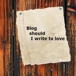 ブログは好きに書けばいい