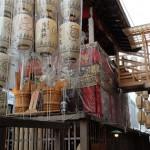 祇園祭り2016長刀鉾の粽