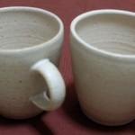 飛騨高山から届いたカップ