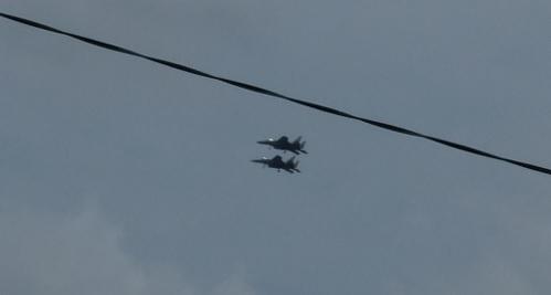 奈良基地祭-F15J
